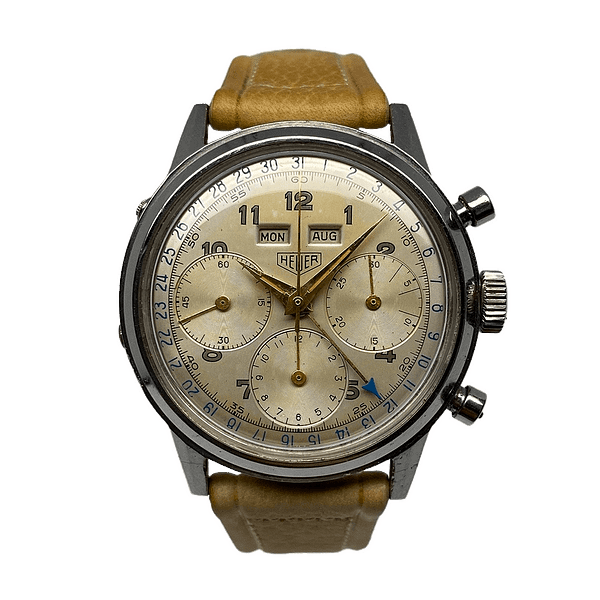 Luxury Watch - HEUER Dato