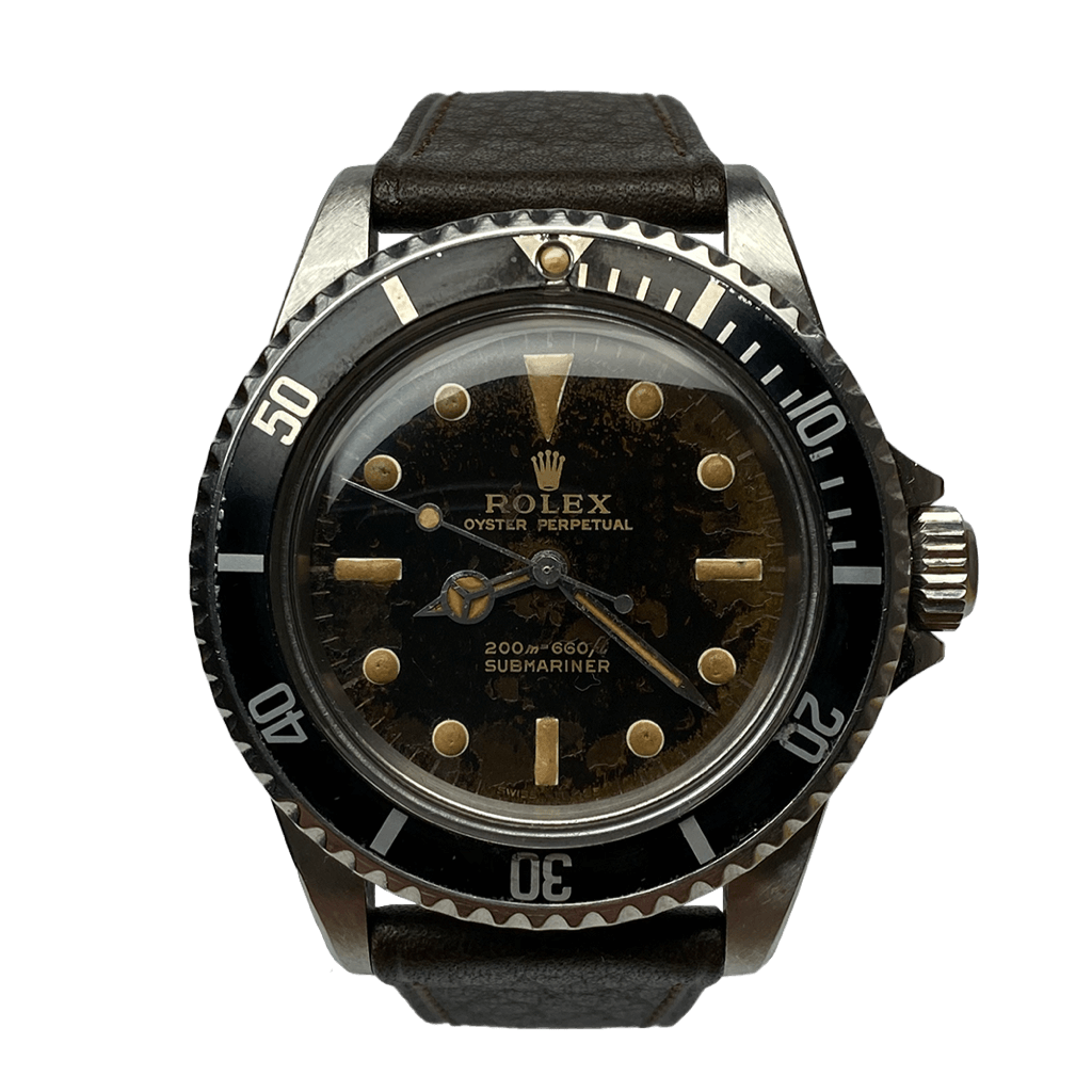 Montre de luxe - ROLEX Submariner Ref. 5513 (66)